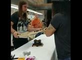 Slash with Gibson Firebird