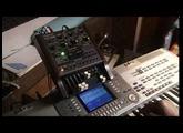 Roland VK-8M Organ module demo