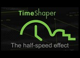 Half-speed trap & hip-hop effect with Cableguys TimeShaper