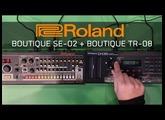 Roland Boutique D05 + Roland Boutique TR08