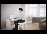 Roland FP-60 Digital Piano: No-Compromise Piano Performance for Home, Stage, and Studio