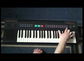 Yamaha PSR-8 Keyboard Sounds And Features