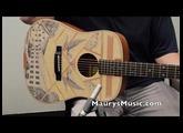 The Martin D-Boak at MaurysMusic.com