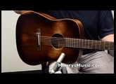 The Martin D-15M Streetmaster at MaurysMusic com