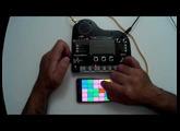 EXP-1 USB Otg smartphone used as MIDI controller