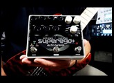Electro-Harmonix SUPEREGO+   Synth Engine / Multi Effect
