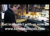 Wurlitzer Piano with integrated optical MIDI feat. Deron Johnson & Michael McKnight