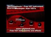 Free VST - Marimbaphonic (marimba) - vstplanet.com
