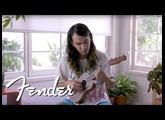 California Coast Ukuleles Demo with Zac Carper | Fender