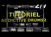 Addictive Drums 2 - Tutoriel 2/7 - Preset Browser  - XLNaudio - Batterie Virtuelle