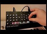 Roland GO:Mixer test with SE-02 boutique