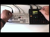 Christopher Kah - Session X with the Elektron DIGITAKT & Roland TB-03