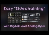 "Tutorial #10: Easy ""Sidechaining"" with the Elektron Digitakt and the Elektron Analog Rytm"