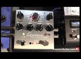 SNAMM '17 - Source Audio Ventris Dual Reverb Demo