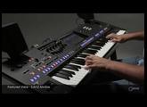Voices: CFX ConcertGrand, 70sSuitcaseWarm1, OrganFlutes, AltoSax, MiniClassicSoft. Yamaha Genos