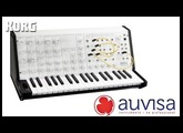 Korg MS20 White review Auvisa