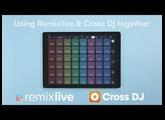How to use Remixlive & Cross DJ together | iOS 11 Tutorial