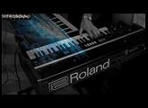 Roland VP-330 & Oberheim OB-X Analog Synthesizer - Blade Runner 2049 soundtrack inspired