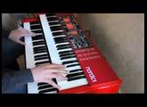 Hammond Jazz - Have You Met Miss Jones (Clavia Nord C1)
