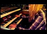 Lazy(organ cover) Deep Purple