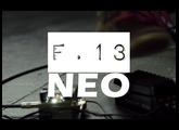 Alexander F.13 NEO featuring Jasper Nephew