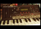 Roland D05 first impressions, sounds review