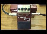 Boss BC-2 Combo Drive test