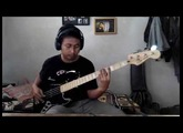 Squier Vintage Modified Jazz Bass '77 Demo