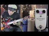 Billionaire by Danelectro - FILTHY RICH TREMOLO pedal demo