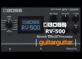 BOSS | RV-500 | Interstellar Reverb Unit