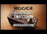 MOOER: Micro Preamp TWO STONES