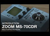 Zoom MS-70CDR: Overview