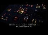 Sci Fi Interface Sound Effects - UI Sounds - Beeps & Data Processing SFX