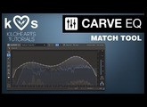 Carve EQ Tutorial - Match Tool
