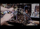 Folktek Mescaline live play, live patch long sequence