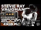 ZOOM G3 G3x STEVIE RAY VAUGHAN Guitar Tone - SRV Sound [REPOST].