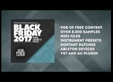 BPB Black Friday Sample Pack 2017 (9GB Of FREE Samples & Loops)