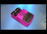 Behringer DM100 - Distortion Modeler : Cheap Pedals Demo