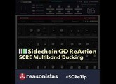 Reasonistas SideChain ReAction - Multiband Ducking