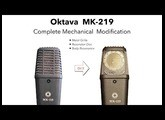 Oktava MK 219 Disassemble and Mechanical Mod