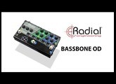 Radial Engineering, Peter Janis Explains The Bassbone OD