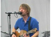 Thom Yorke solo - new song - Latitude 2009 - The Present Tense