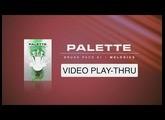 "WALK-THRU for ""Palette Brush Pack 01 - Melodics"" (Red Room Audio)"