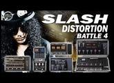 [BATTLE 4] SLASH Tone - Boss GT-100 vs POD HD500 vs Zoom G3, G1on vs Vox Tonelab vs Stomplab...