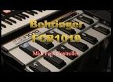 Behringer FCB1010 Full Tutorial / Video Manual