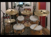 Technique d'enregistrement studio drums