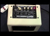 Vox Mini3 G2 Battery Powered Amp Demo