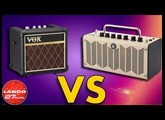 Vox Mini3 G2 vs Yamaha THR5 - Mini Amp Comparison