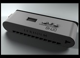 The LEKHOLM DM48 - Impressive MIDI Chromatic Harmonica