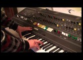 Yamaha CS-80 and Lexicon 224XL Sound Sampler 2 - Slave to the Bass..